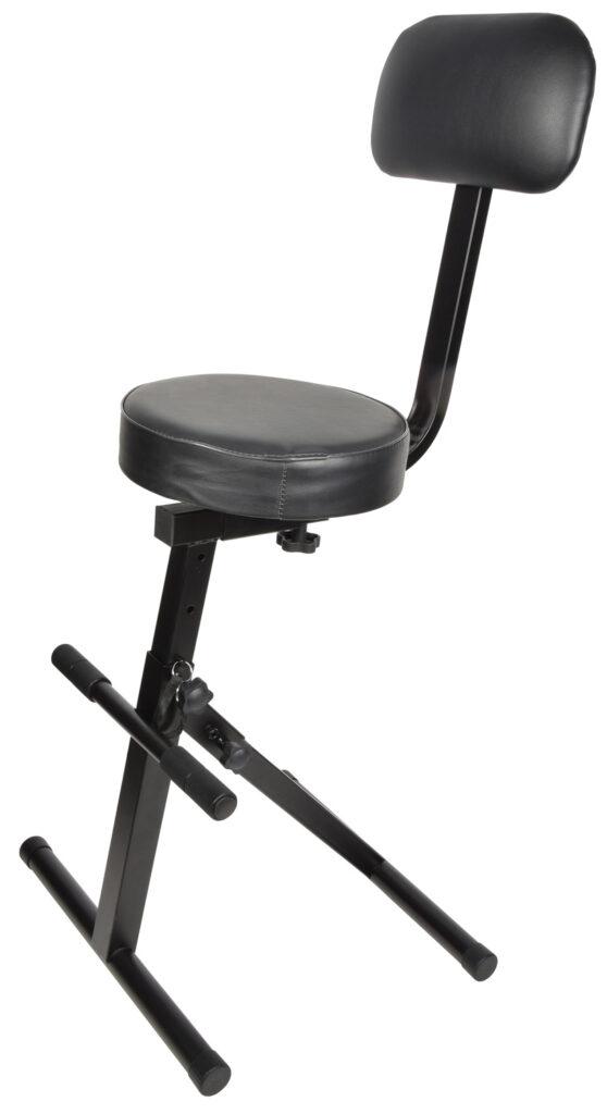 muzikantská stolička vysoká