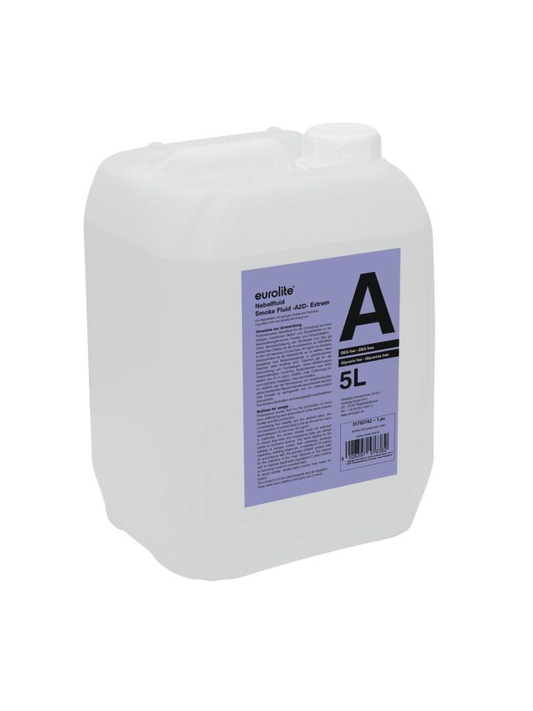 EUROLITE Set NB-40 MK2 + náplň -A2D- 5l