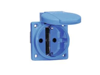 BALS bezpečnostní krytka 16A modrá