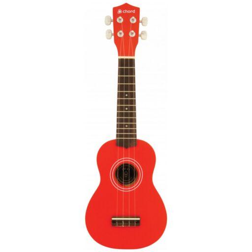 Chord sopránové ukulele s pouzdrem