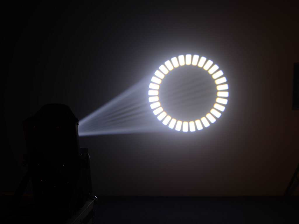 EUROLITE LED TSL-1000 Scan