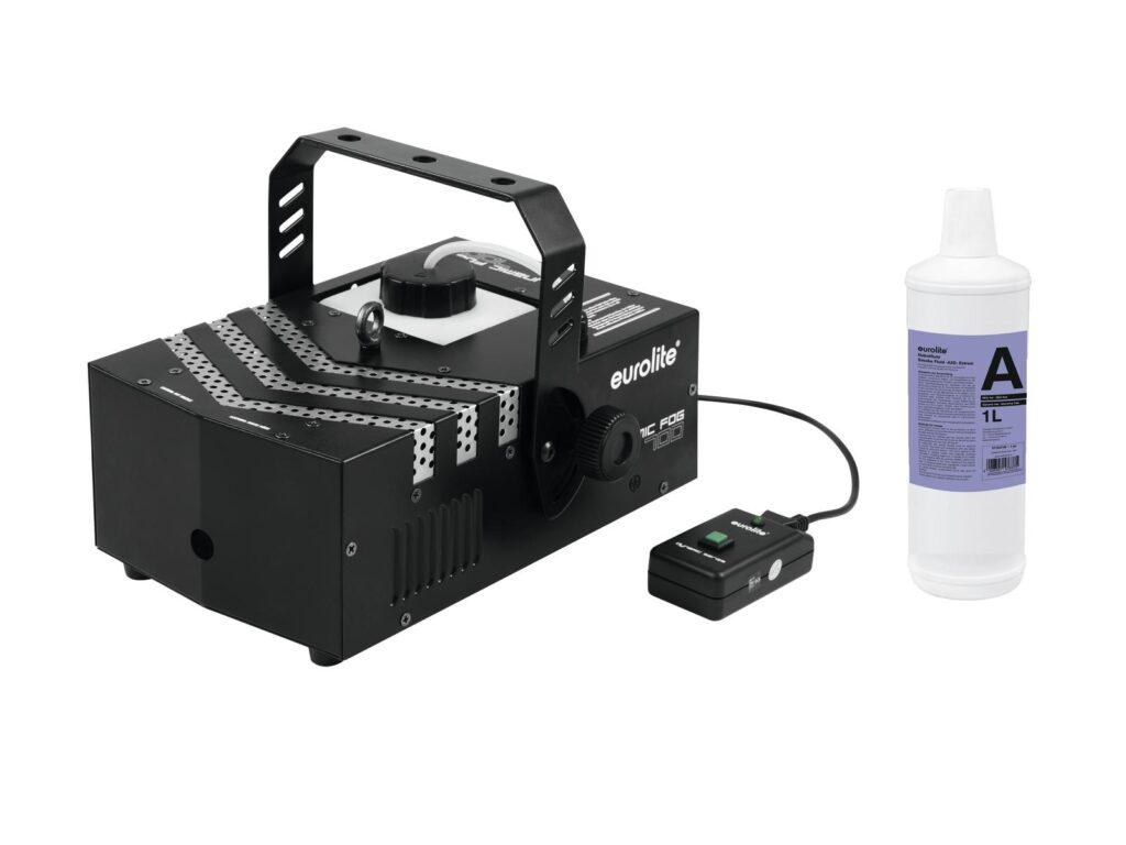 Eurolite Dynamic Fog 700 výrobník mlhy s 1l náplní