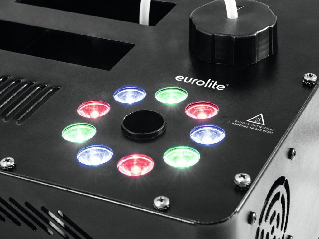 EUROLITE Set NSF-100 LED DMX s WRC-4 bezdrátovým ovladačem